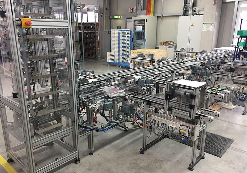 Leistung Automatisierungstechnik RW Elektronik