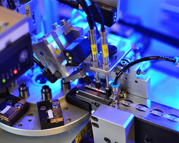 Leistung Prototypenbau RW Elektronik
