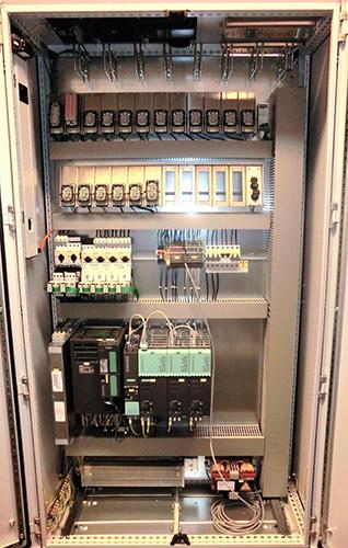 Leistung Schaltschrankbau RW Elektronik