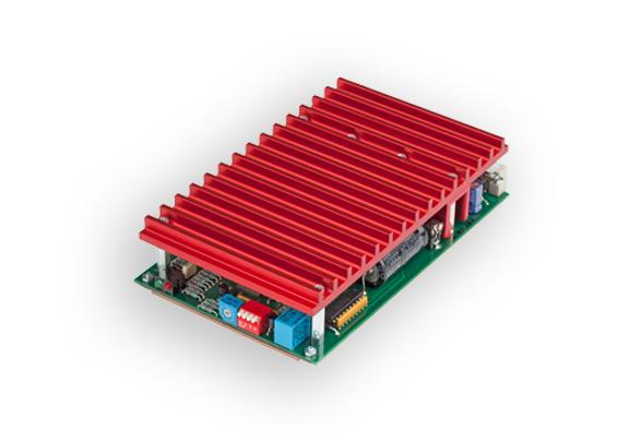 Produkt SMI Schrittmotoren-Endstufe RW Elektronik