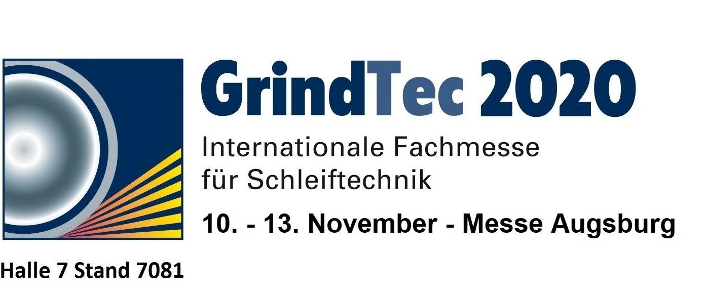 Auch 2020 Ist RW-Elektronik Auf Der GrindTec In Augsburg Vertreten.